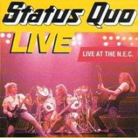 "Status Quo-Live At The NEC (Secondhand First Release) [12"" LP 1984]"